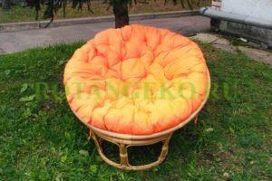 Папасан-орех-оранжевые